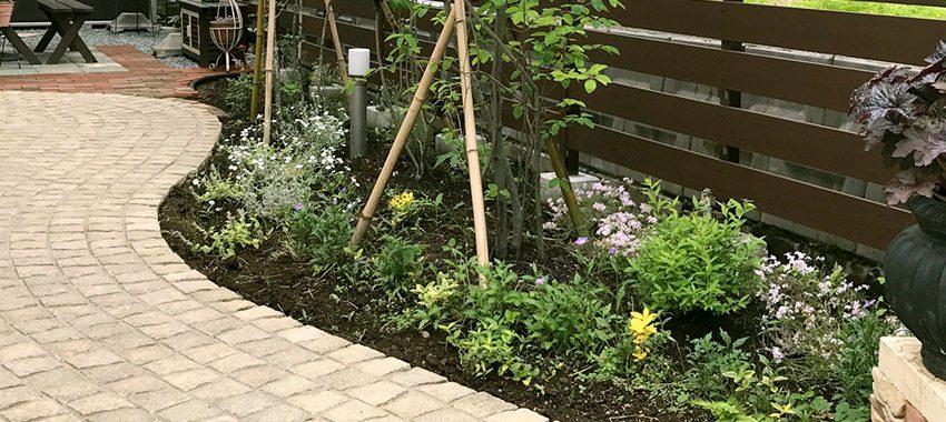 理想のお庭