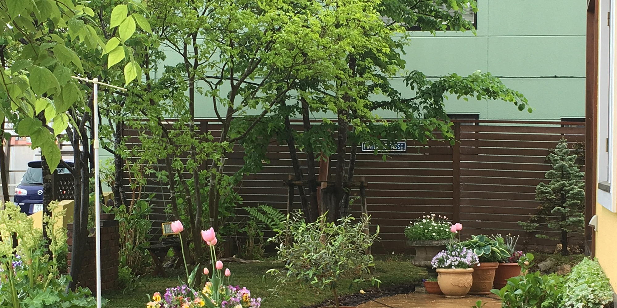トータルエクステリアが手掛けたエクステリア、ガーデンの写真